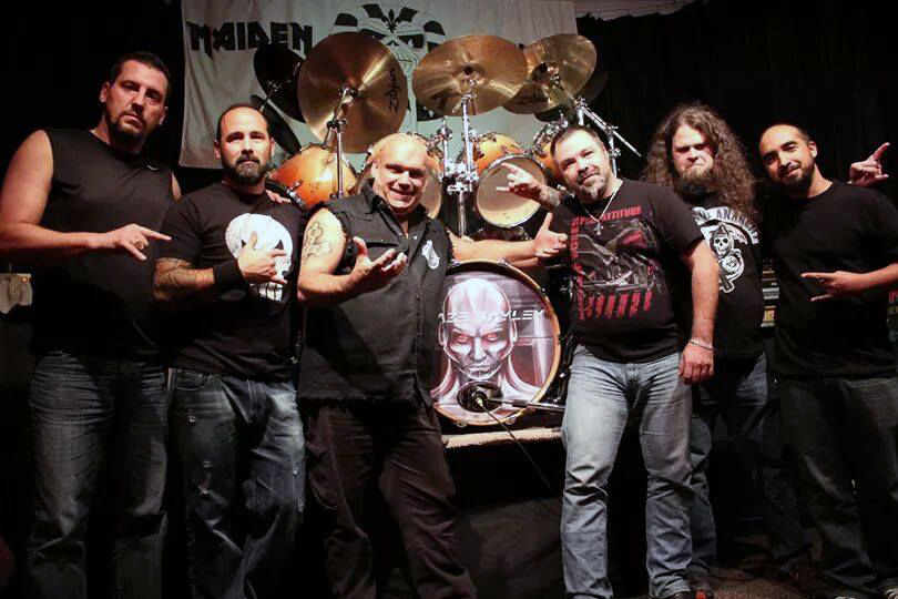 Maiden Quebec with Blaze Bayley
